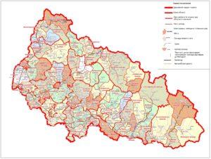 У Королівській громаді планують об'єднати 7 населених пунктів