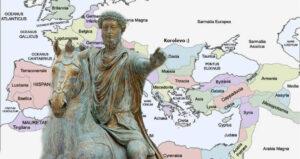 Походи римських імператорів в околиці Королева